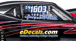 Free Design Racing Numbers Race Lettering Magnetic Kits Fast Shipping