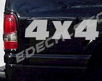ACC236 4x4 Decal