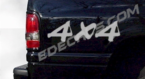 ACC238 4x4 Decal