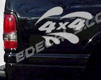 ACC293 4x4 Decal