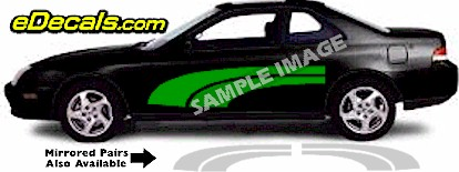 ACC401 Accent Graphic Decal