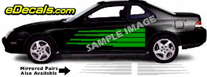 ACC405 Accent Graphic Decal