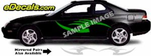 ACC412 Accent Graphic Decal