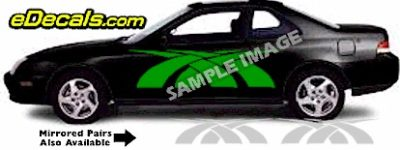 ACC418 Accent Graphic Decal