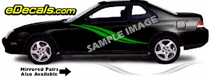 ACC424 Accent Graphic Decal