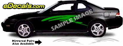 ACC425 Accent Graphic Decal