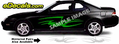 ACC432 Accent Graphic Decal