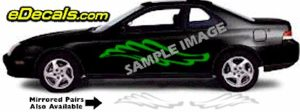 ACC442 Accent Graphic Decal