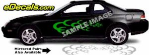 ACC466 Accent Graphic Decal