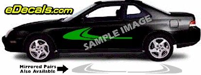 ACC486 Accent Graphic Decal