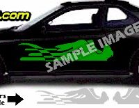 ACC493 Accent Graphic Decal