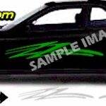 ACC496 Accent Graphic Decal