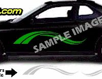 ACC498 Accent Graphic Decal