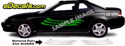 ACC500 Accent Graphic Decal
