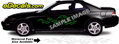 ACC504 Accent Graphic Decal