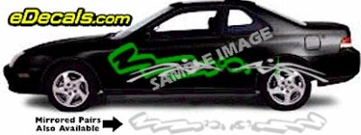 ACC509 Accent Graphic Decal