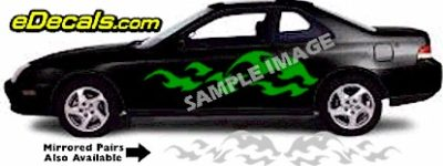 ACC512 Accent Graphic Decal