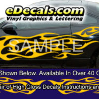 BSA102 Tribal Full Body Accent Graphic Decal Kit