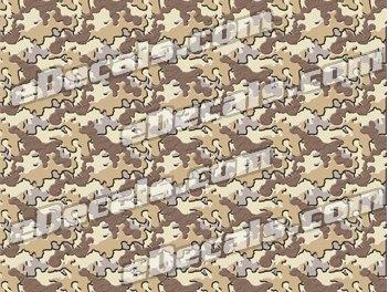 CAM204 Camoflage Printed Vinyl Material – Urban Sand