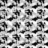 CAM208 Camoflage Printed Vinyl Material - Urban Blend
