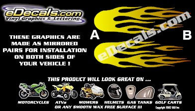 COL101 Color Fade Accent Decal