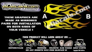 COL102 Color Fade Accent Decal