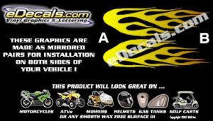 COL104 Color Fade Accent Decal