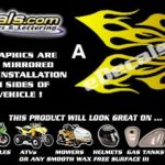 COL105 Color Fade Accent Decal