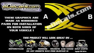 COL115 Color Fade Accent Decal