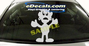 CRT559 Spinelli Cartoon Decal