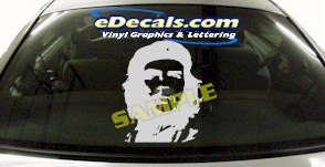 CRT622 Central America Leader Decal