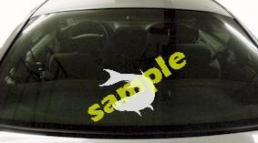 FSH161 Tarpon Fish Decal