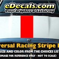 RSS901 Universal Single Racing Stripe Kit