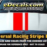 RSS903 Universal Dual Offset Racing Stripe Kit