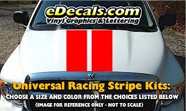 RSS905 Universal Dual Racing Stripe Kit