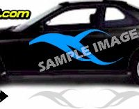 TRB106 Tribal Graphic Accent Decal