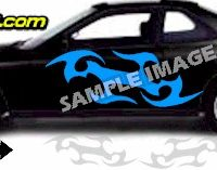 TRB108 Tribal Graphic Accent Decal